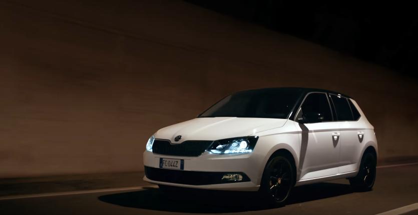 Canzone Skoda Fabia  pubblicità con poliziotti  - Musica spot Novembre 2016