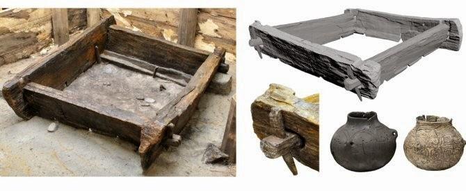 Los carpinteros del Neolítico.