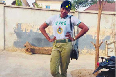 So Sad! Female Corper Hit By Train In Lagos Des