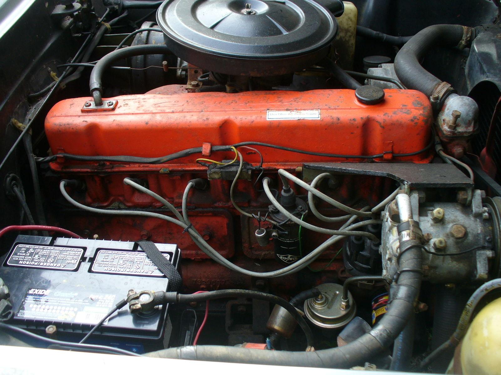 Ebay Chevy 350 Engine