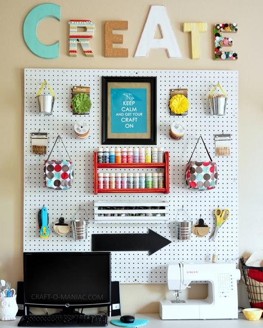 atelier de costura decoração