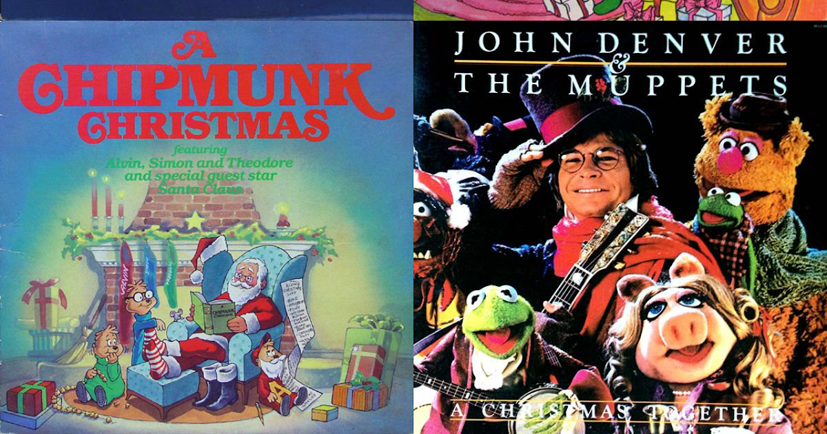 12 Forgotten Children\'s Christmas Albums Of The \'80s - Rediscover ...