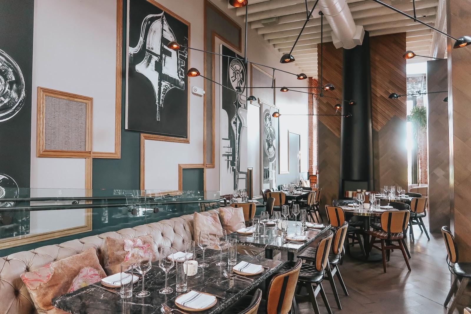 norah restaurant west hollywood