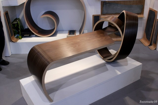 IDS2012 - Kino Guerin Knot bench