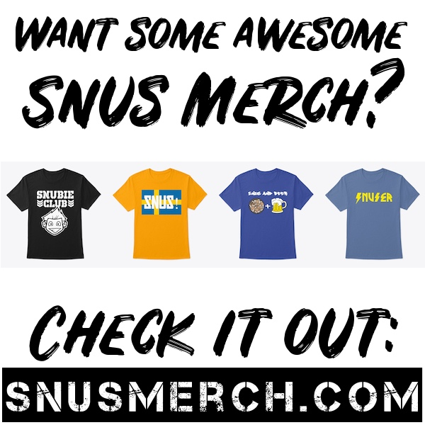 SnusMerch.com