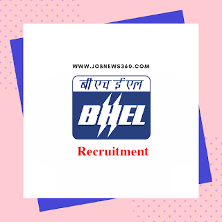 BHEL Bhopal Recruitment 2020 for Trade Apprentice