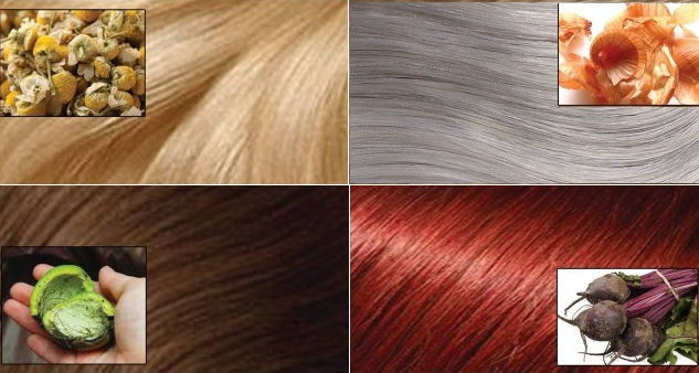 Color Your Hair Naturally Without Chemicals