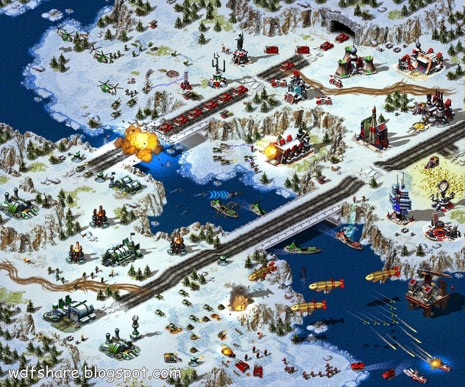 Command and Conquer Red Alert 2 Full Version