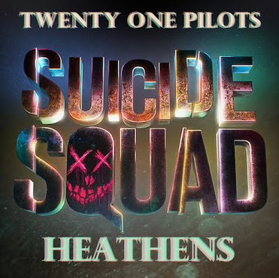 "TWENTY ONE PILOTS ""Heathens"""