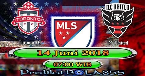 Prediksi Bola855 Toronto FC vs DC United 14 Juni 2018