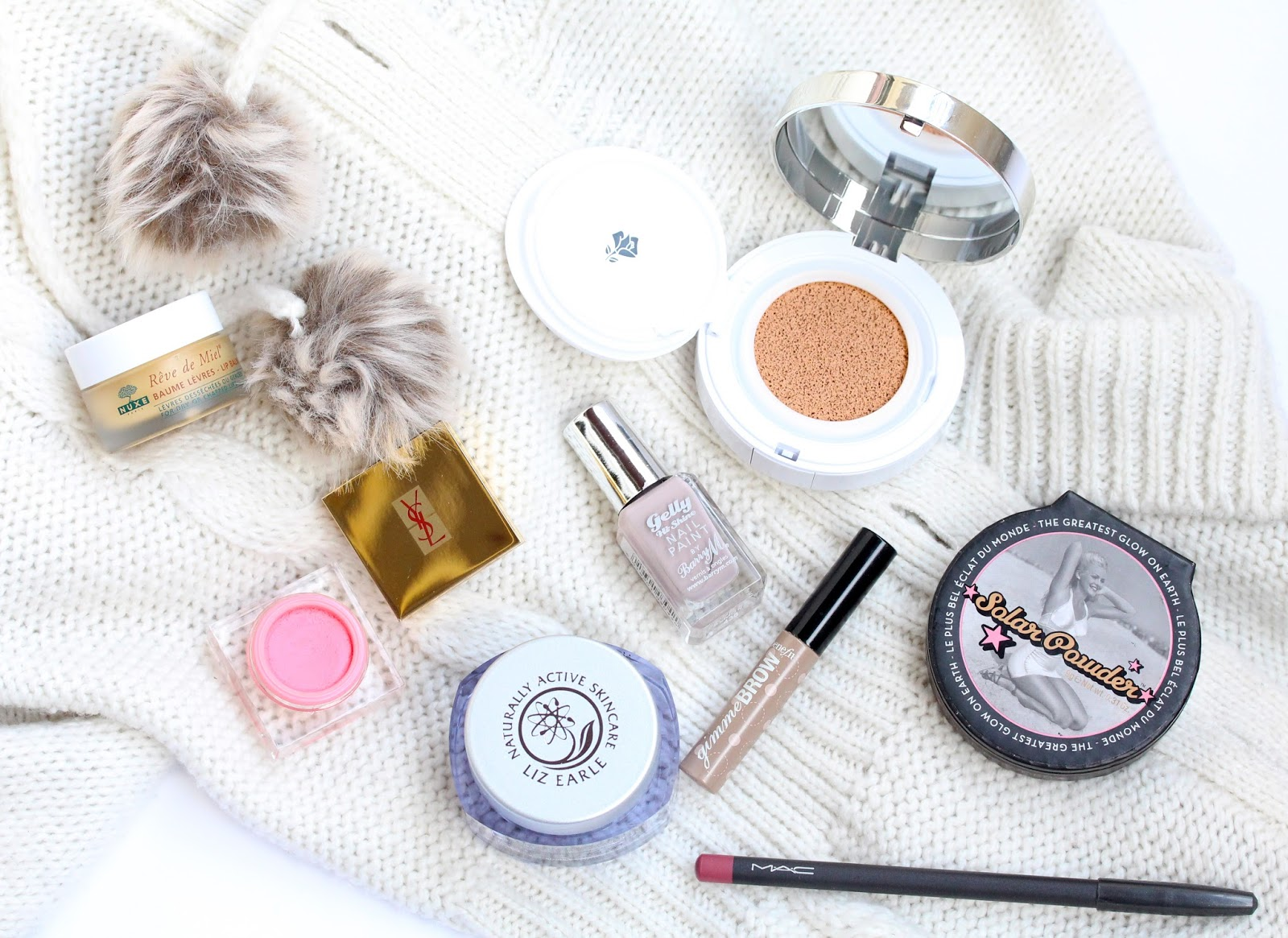 Ski Trip Beauty Essentials