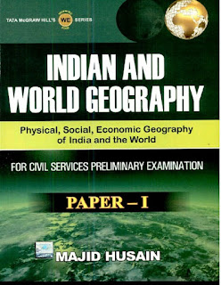 India and World Geography by Majid Husain eBook Download