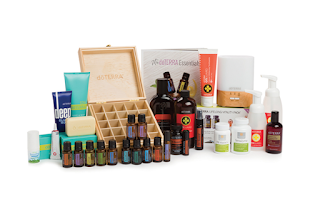 doterra every oil enrollment kit