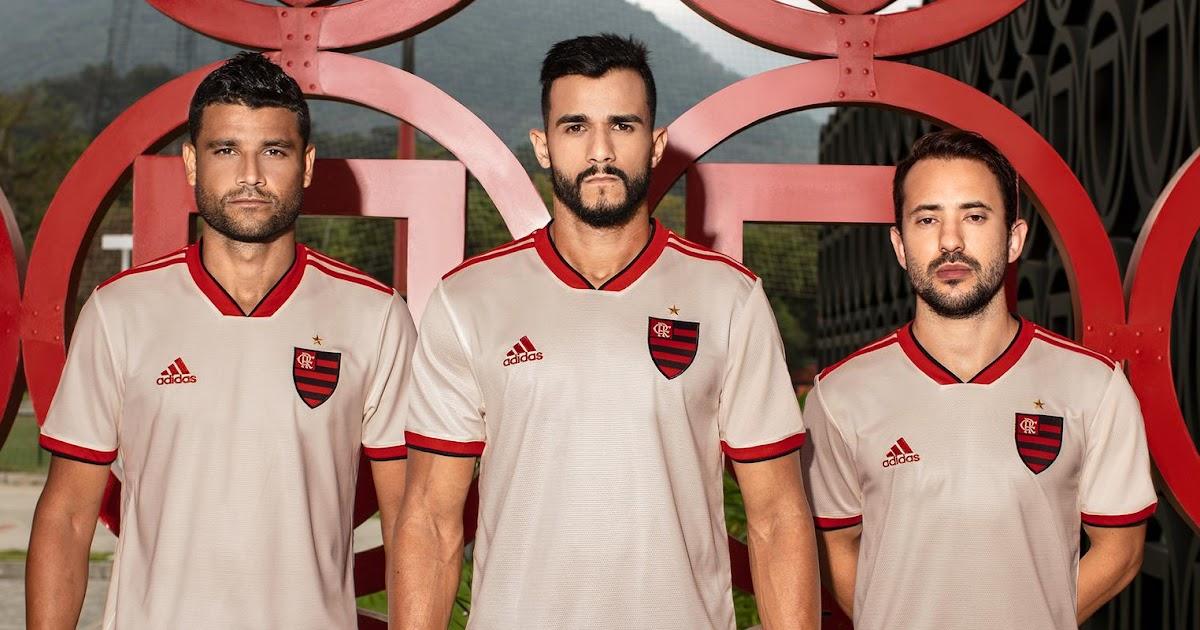 Adidas Flamengo 2018-19 Home   Away Kits Released - Footy Headlines 5b2ea6e70