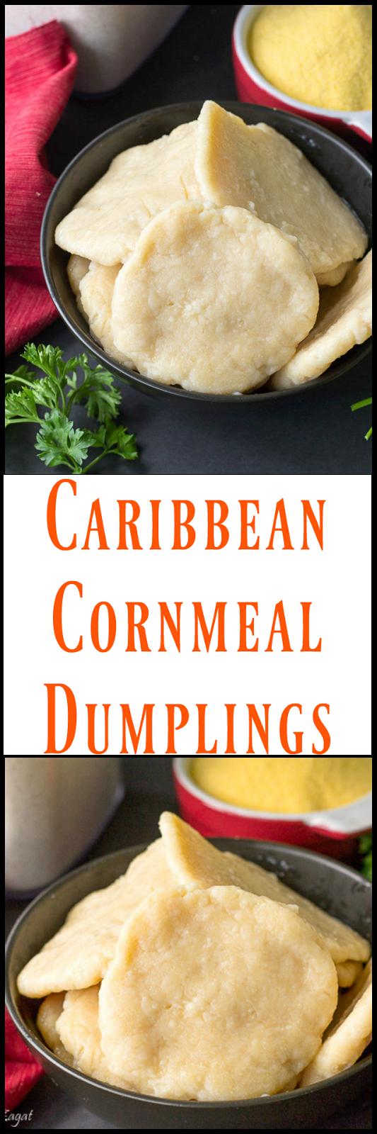 Caribbean Cornmeal Dumpling Recipe