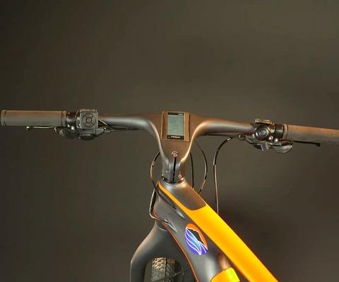 bicicleta electrica M2S allGO
