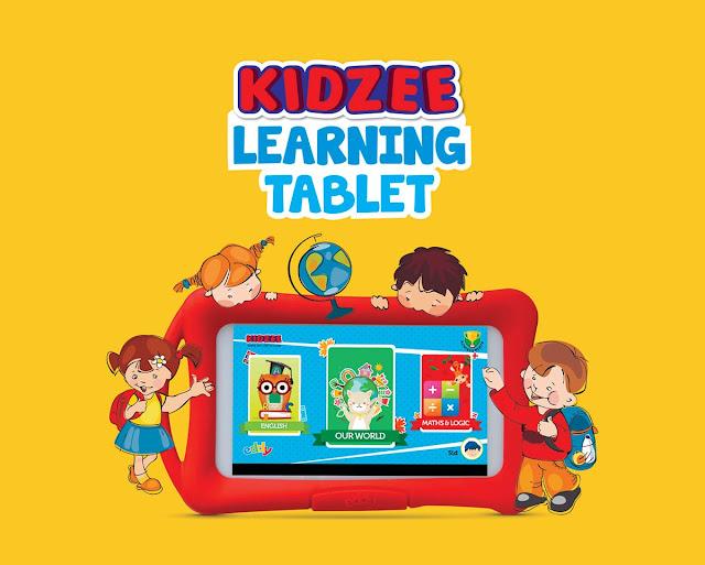 Kidzee Learning Tab- Image 3