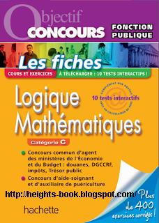 Télécharger Livre Gratuit Objectif Concours-Logique Attention Mathématiques pdf