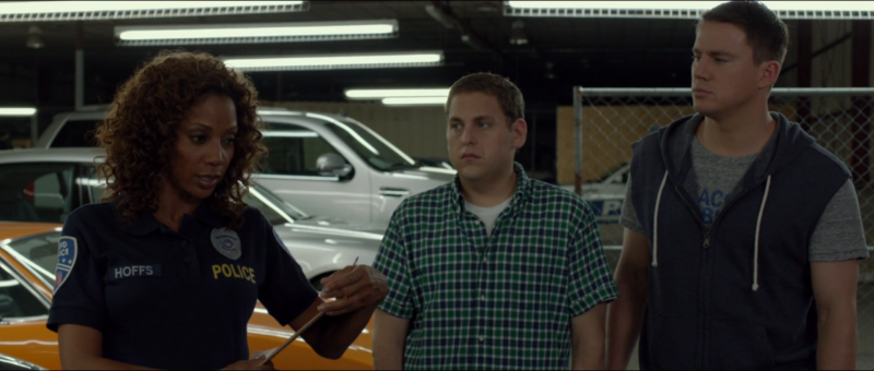Movie Fun Facts 21 Jump Street 2012 Cameos From The Tv Series