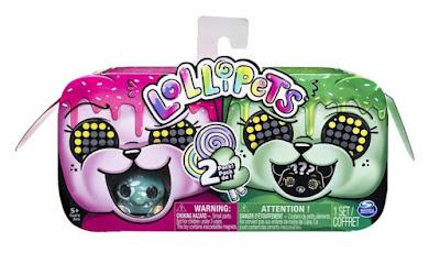 Интерактивные питомцы Lollipets