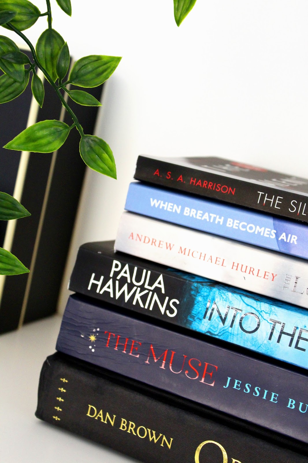Book Review: What I've Been Reading Recently