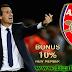 Emery Punya Cara Untuk membangkitkan Mental Skuat Arsenal ini dia