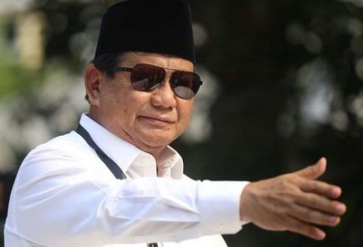 Beredar Video Prabowo Salah Sebut Sila Ke-4 Pancasila