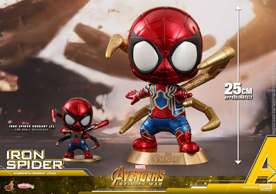 Avengers: Infinity War Cosbaby Mini Figure Series 3 by Hot Toys x Marvel
