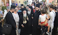 Κεφαλονιά: Στην Παναγία Φιδούσα ο Αρχιεπίσκοπος Αλβανίας Αναστάσιος (φώτο)