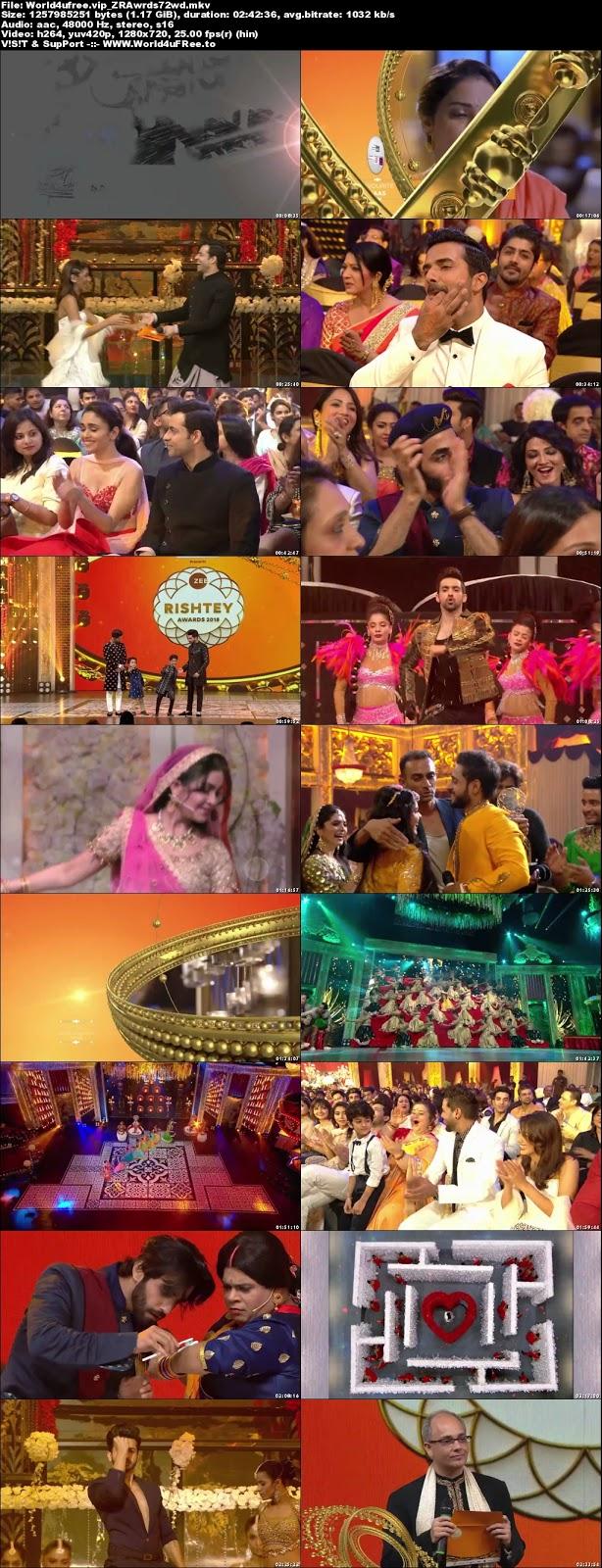 Zee Rishtay Awards 2018 Hindi 720p WEBHD 1.1Gb x264 world4ufree.vip tv show Zee Rishtay Awards 2018 Main Event hindi tv show tv show compressed small size free download or watch online at world4ufree.vip