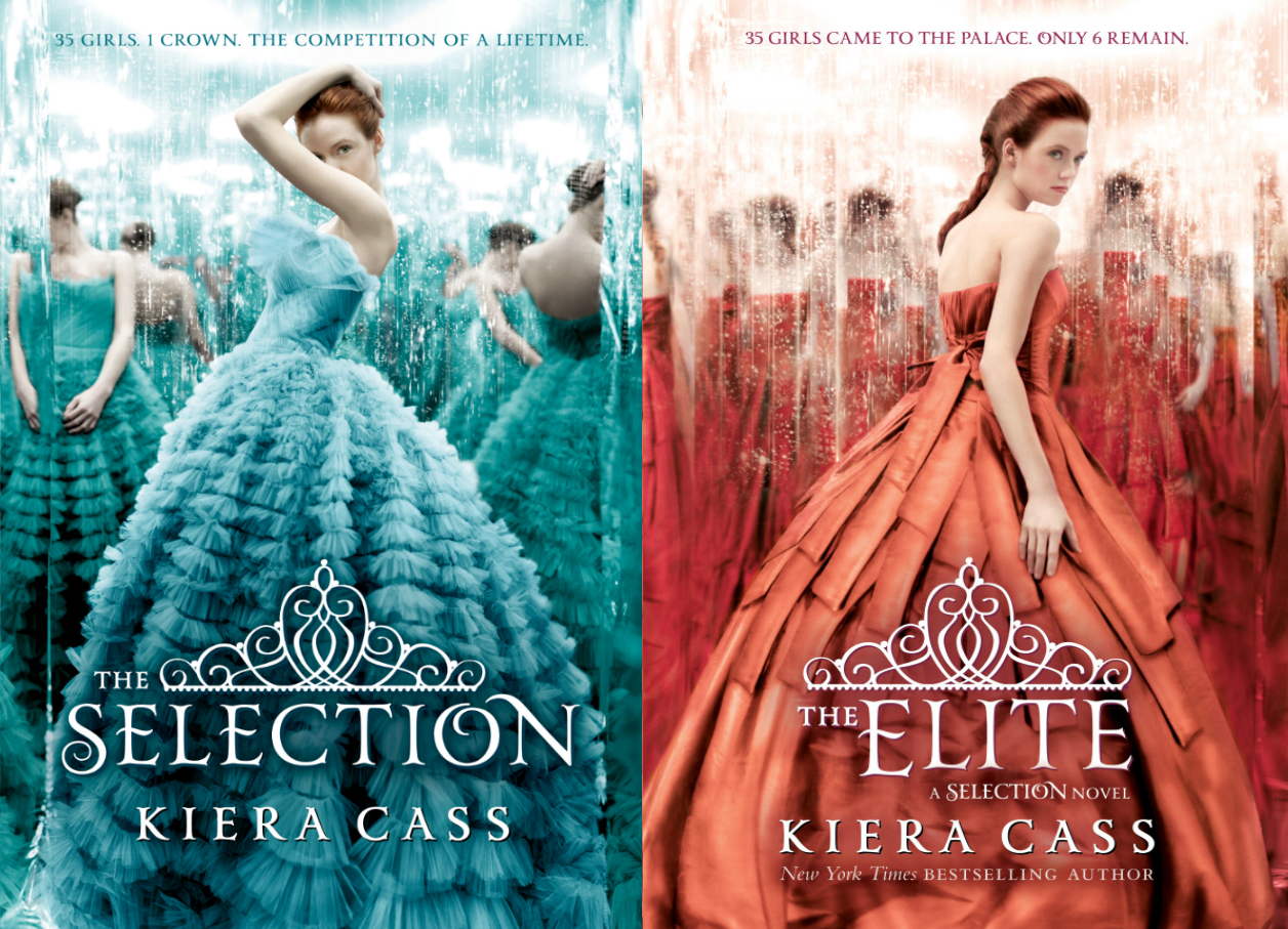 The Selection Series Book 4