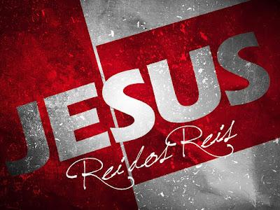 Wallpapers - Jesus - Rei dos Reis