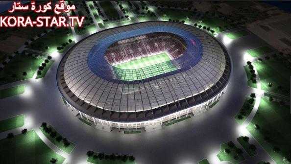 ملعب لوزنيكي, استاد لوجنيكي, روسيا 2018, كاس العالم.