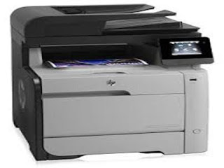 Picture HP LaserJet MFP M476dw Printer