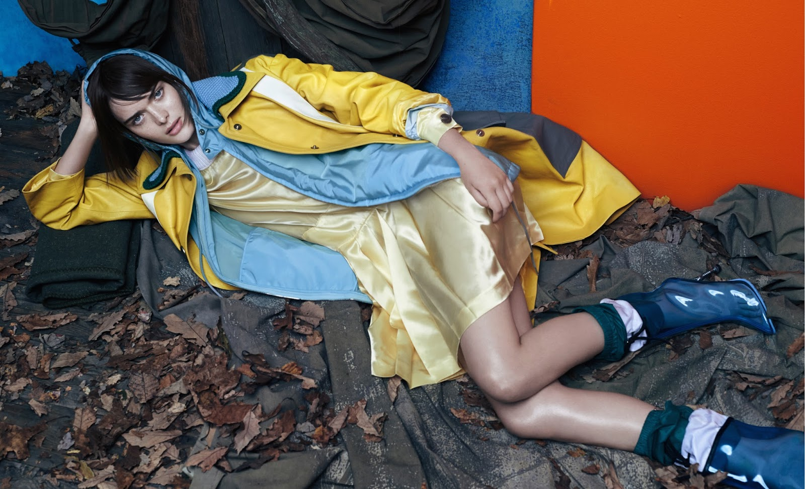 camp nowhere: sam rollinson by raf stahelin for vogue korea october 2014