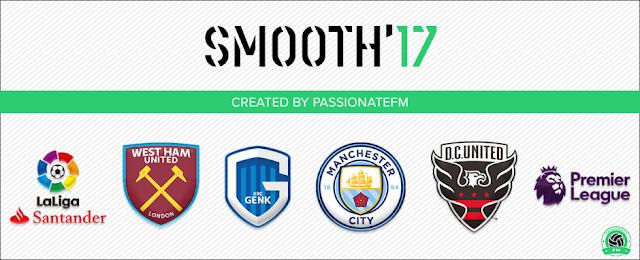 Smooth '17 Logopack Untuk FM2017