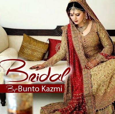 b73bdcff1 Bunto kazmi Bridal Dresses