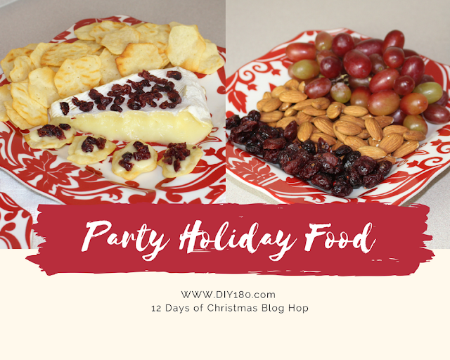 Holiday Food Appetizers
