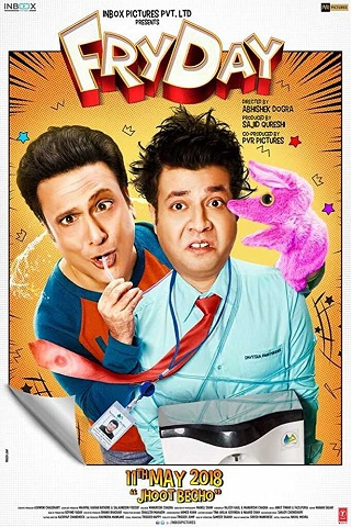 FryDay 2018 Hindi 700MB pDVDRip x264