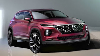2019 Hyundai Santa Fe: prix, Date de sortie, Intérieur, Reconception