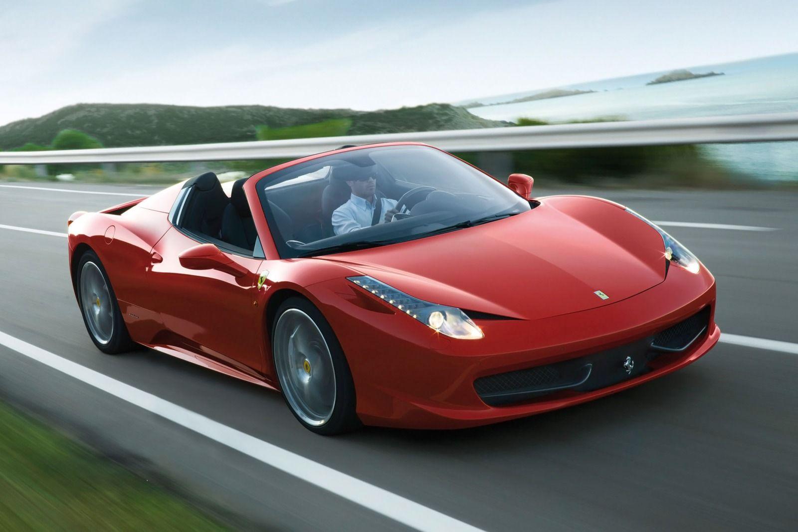Ferrari 2015 Convertible