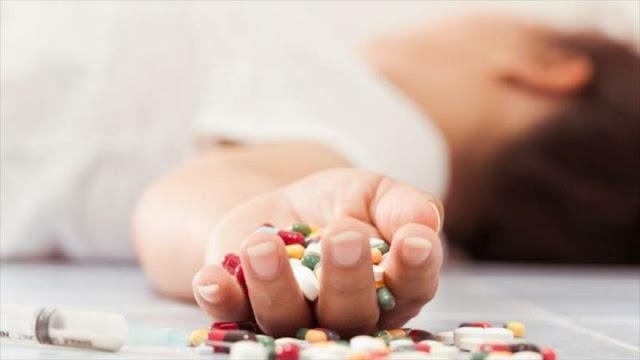 Aumentan muertes por opioides entre adolescentes de EEUU