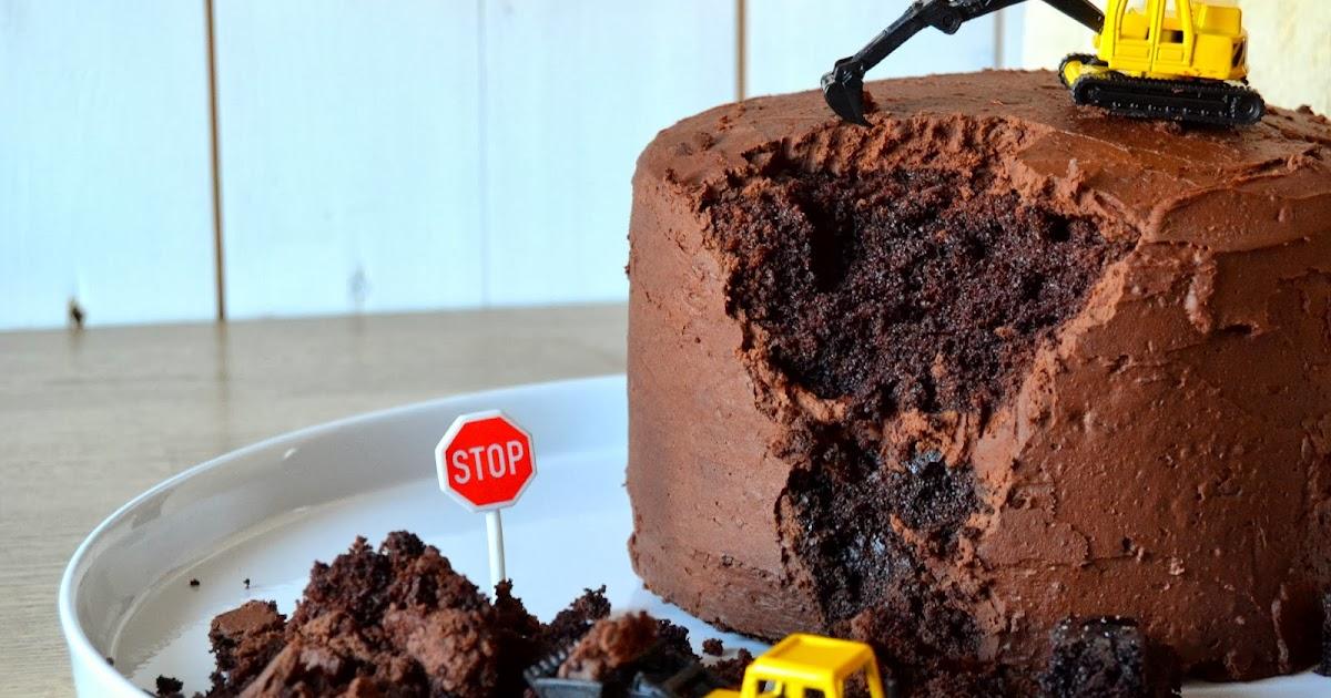Foto der Woche 9 Bagger und Kuchen