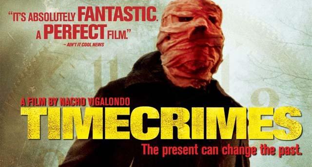 timecrimes cover poster bercerita tentang