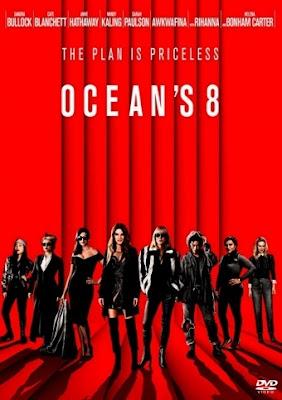 Ocean's Eight [2018] Final [NTSC/DVDR] Ingles, Español Latino