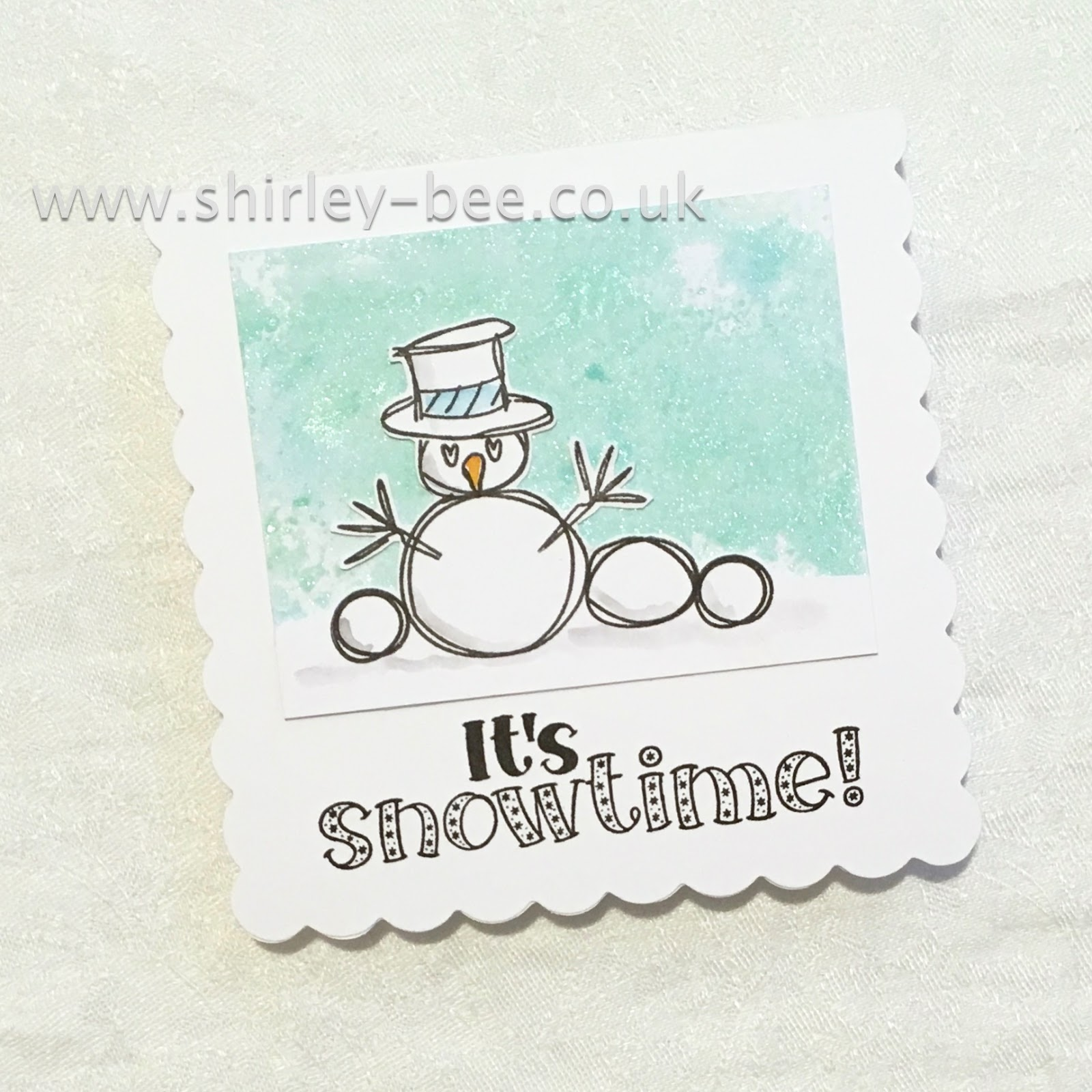 shirley-bee\'s stamping stuff: Is It Christmas Yet?