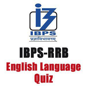 English Language For IBPS RRB PO/Clerk | 12- 09 - 18