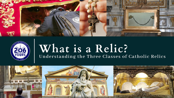 206 Tours - What is a Relic Blog
