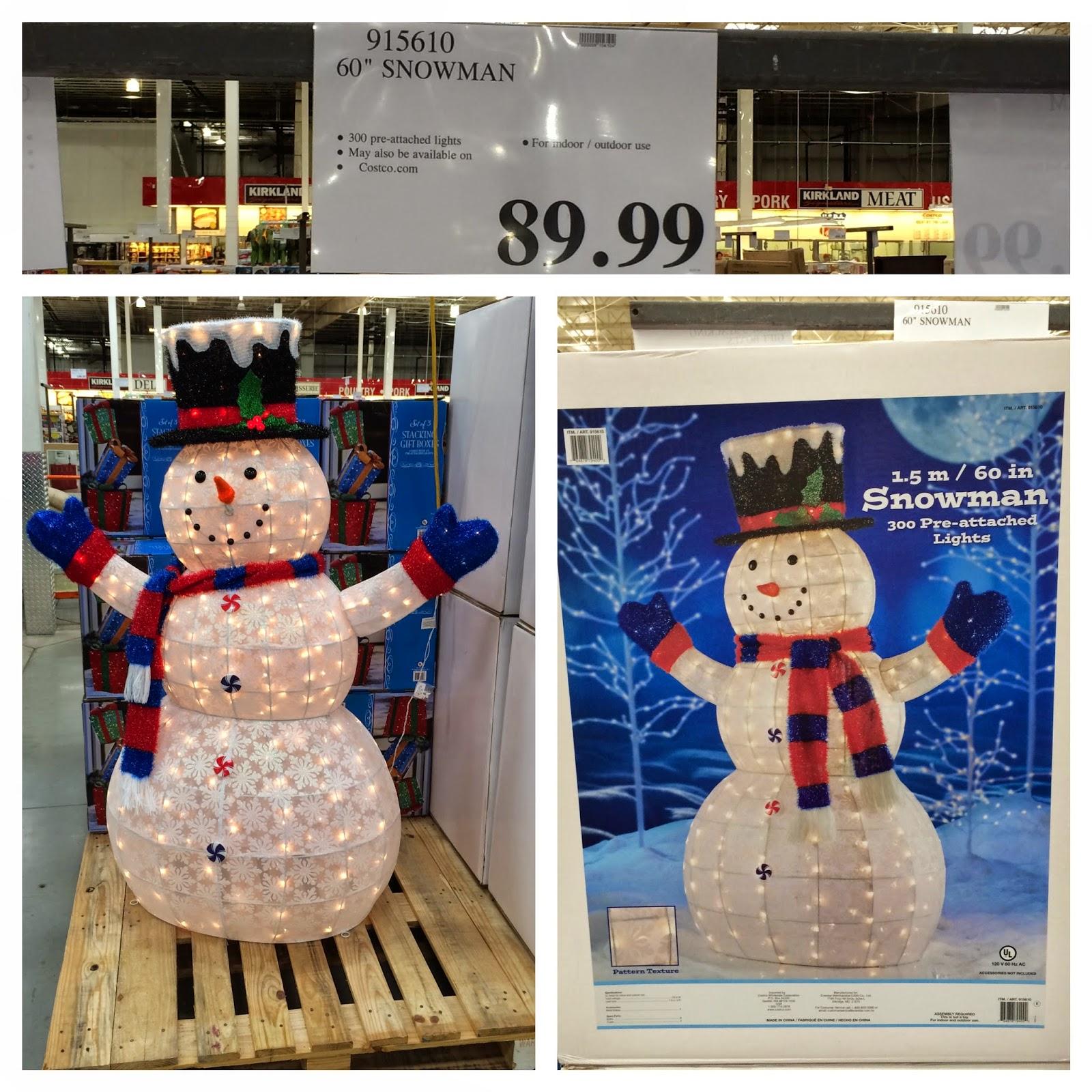 Costco Led Christmas Tree: 'Tis The Season At Costco!