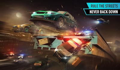 โหลดเกม APK Need for Speed No Limits Hack โกง